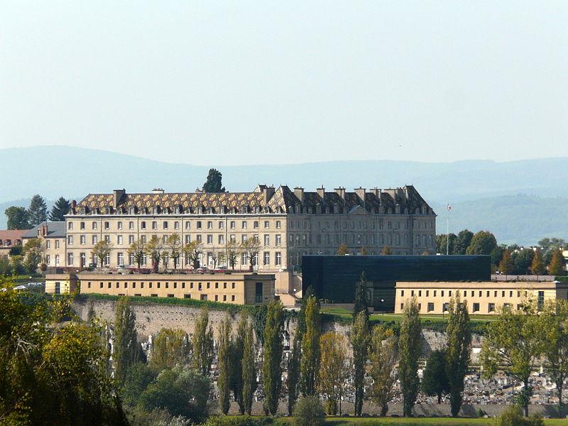 Photo du Monument Historique Séminaire situé à Autun