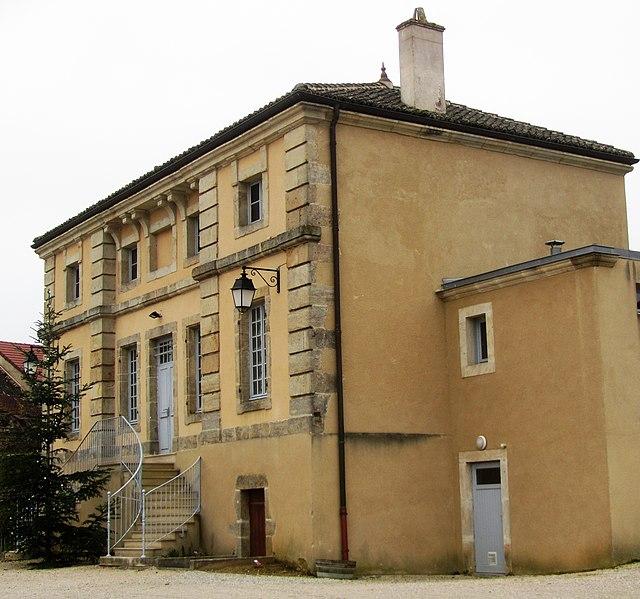 Photo du Monument Historique Presbytère situé à Barizey