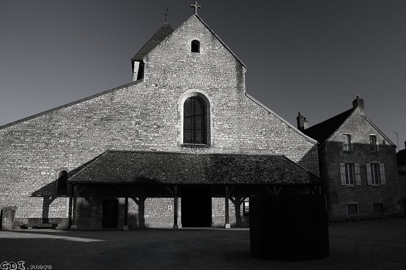 Photo du Monument Historique Eglise Saint-Martin situé à Chagny