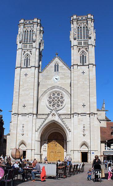 Photo du Monument Historique Cathédrale Saint-Vincent situé à Chalon-sur-Saône