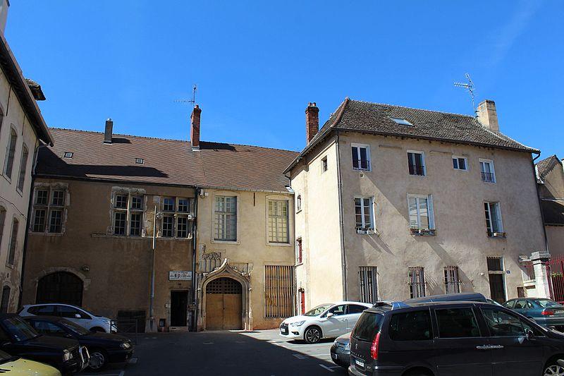 Photo du Monument Historique Maisons situé à Chalon-sur-Saône