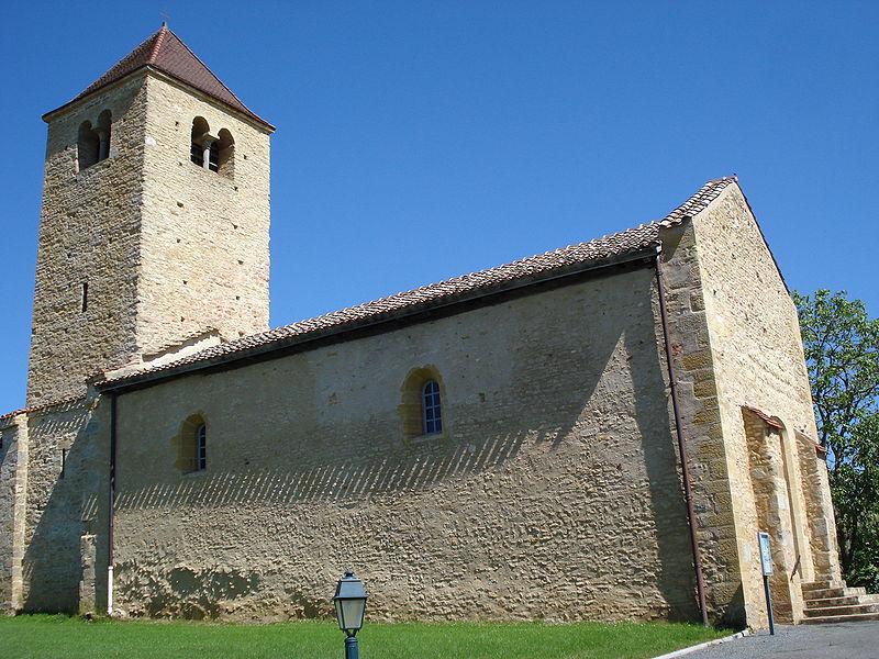 Photo du Monument Historique Eglise situé à Chassy
