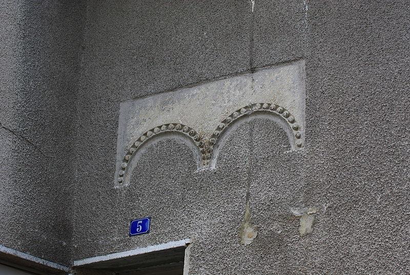 Photo du Monument Historique Immeuble situé à Cluny