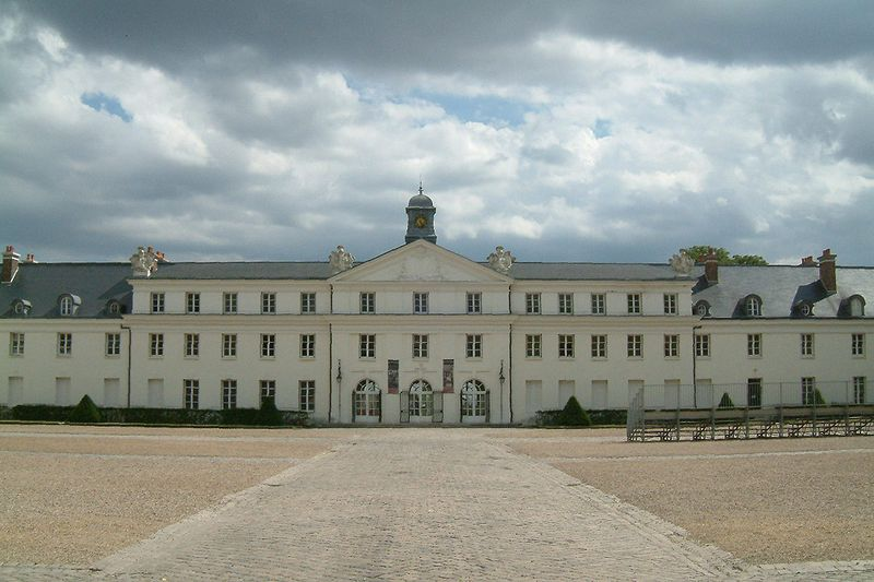 Photo du Monument Historique Château de la Verrerie situé à Le Creusot
