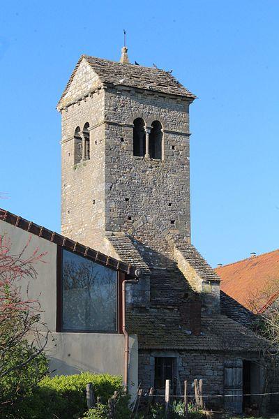 Photo du Monument Historique Maison-Dieu situé à Givry