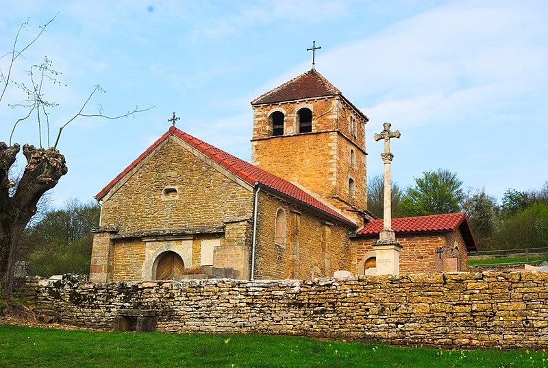 Photo du Monument Historique Eglise paroissiale situé à Grevilly