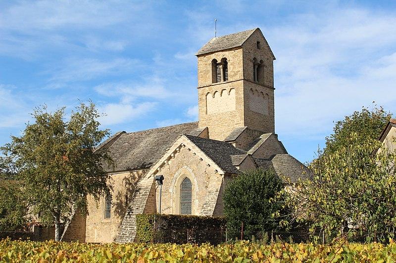 Photo du Monument Historique Chapelle de Domange situé à Igé