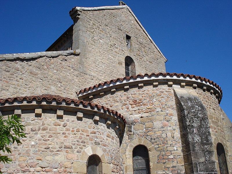 Photo du Monument Historique Eglise situé à Issy-l'Evêque