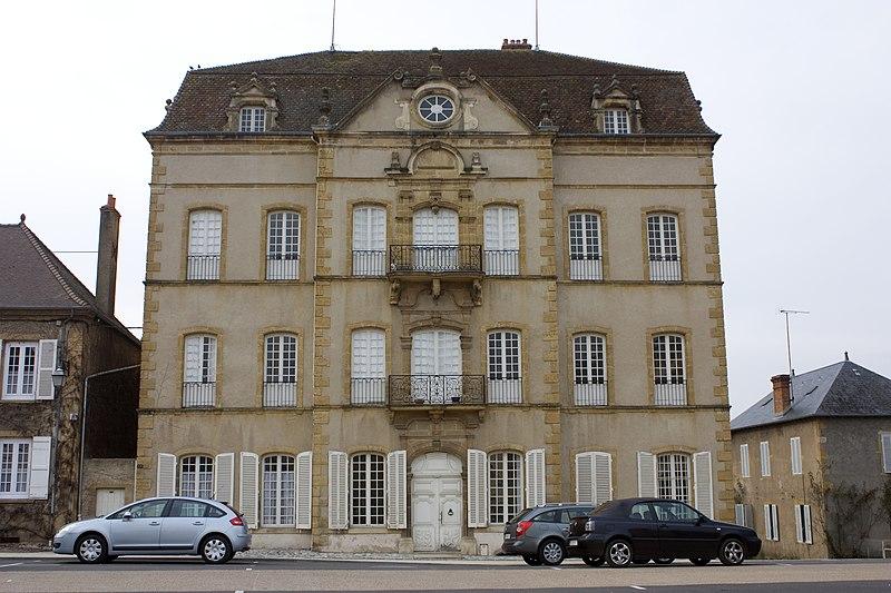 Photo du Monument Historique Maison Cudel de Montcolon situé à Marcigny