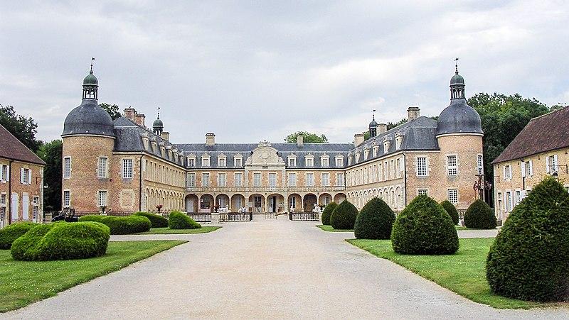 Photo du Monument Historique Château, actuellement écomusée de la Bresse bourguignonne situé à Pierre-de-Bresse
