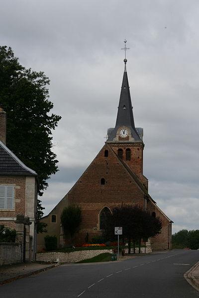 Photo du Monument Historique Eglise situé à Pierre-de-Bresse