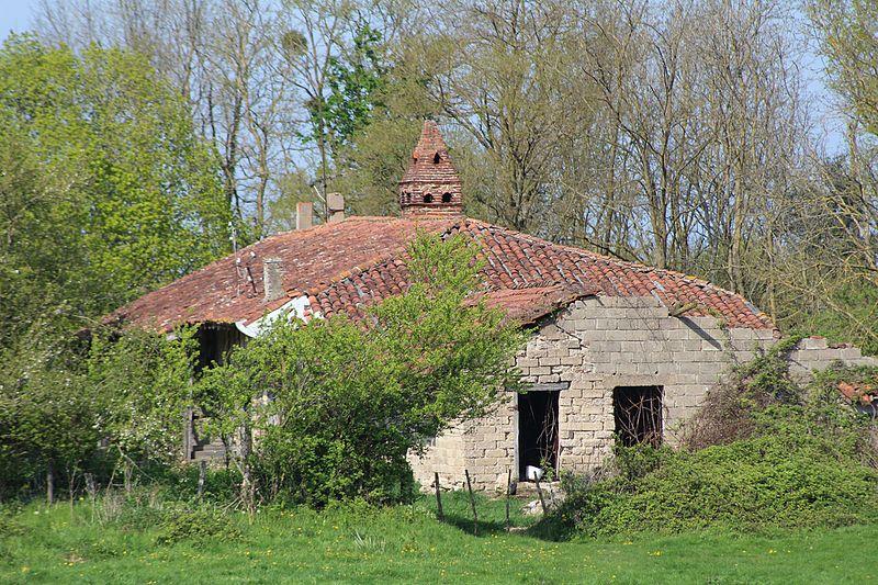 Photo du Monument Historique Ferme, aux Chanées situé à Romenay