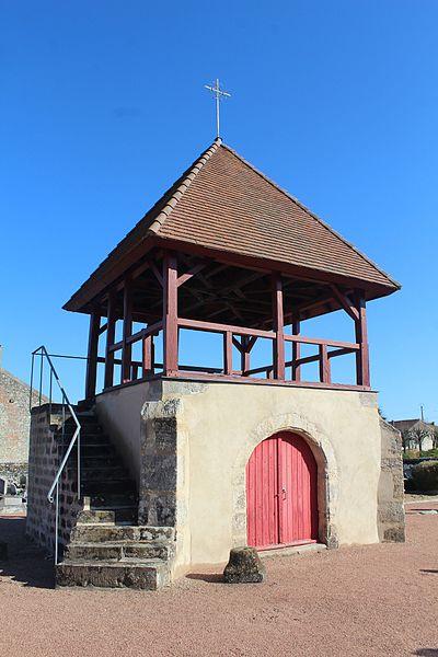 Photo du Monument Historique Cimetière situé à Saint-Emiland