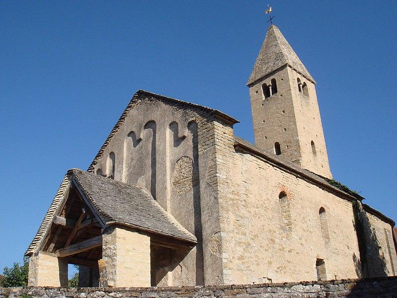Photo du Monument Historique Eglise situé à Vaux-en-Pré