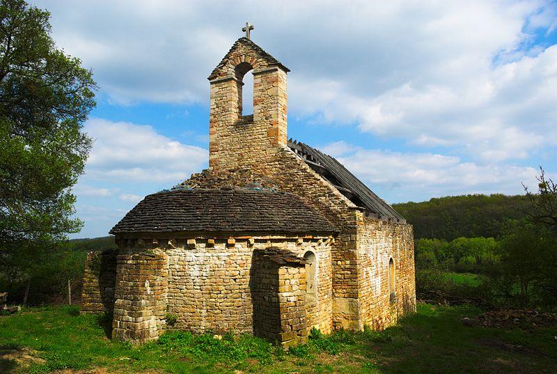 Photo du Monument Historique Chapelle de Verchizeuil situé à Verzé