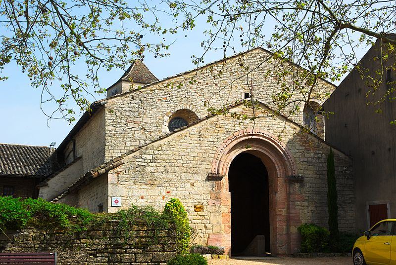 Photo du Monument Historique Prieuré situé à Le Villars
