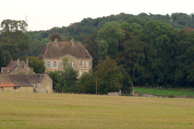 Photo du Monument Historique Château situé à Torcy