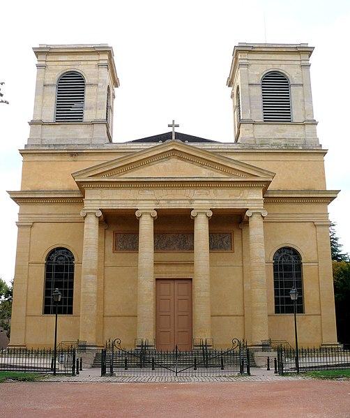 Photo du Monument Historique Cathédrale Saint-Vincent (nouvelle église Saint-Vincent) situé à Mâcon