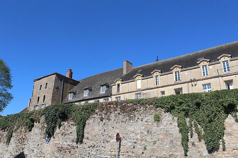 Photo du Monument Historique Crypte Saint-Andoche situé à Autun