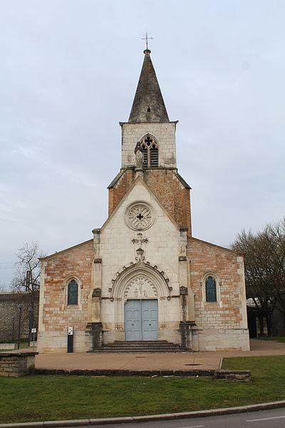 Photo du Monument Historique Ancienne église Saint-Clément situé à Mâcon