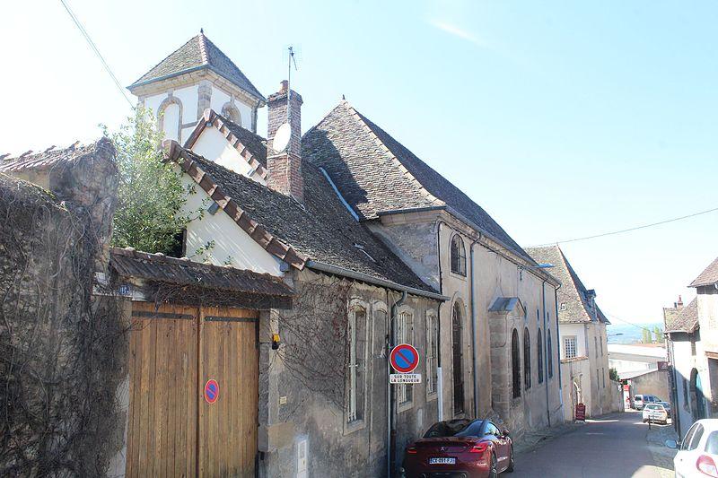 Photo du Monument Historique Ancien couvent de la Visitation situé à Autun