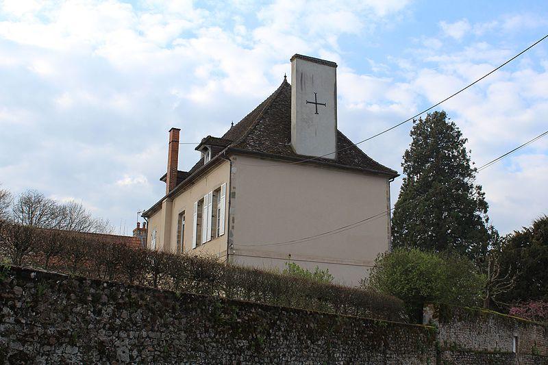 Photo du Monument Historique Ancienne abbaye Saint-Symphorien situé à Autun