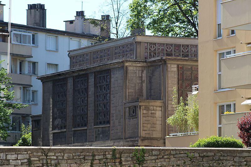 Photo du Monument Historique Chapelle de la Colombière situé à Chalon-sur-Saône
