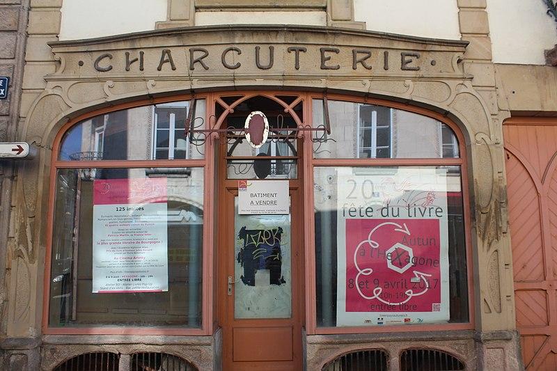 Photo du Monument Historique Immeuble situé à Autun