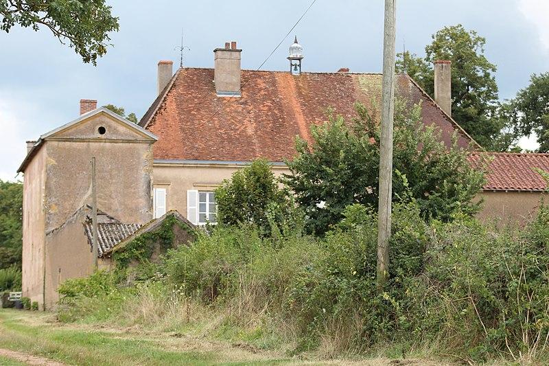 Photo du Monument Historique Château du Magny situé à Sarry