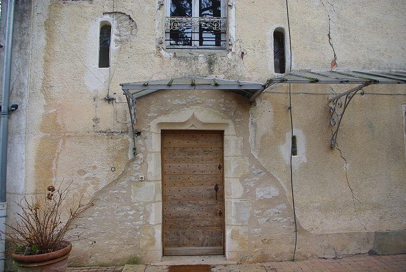 Photo du Monument Historique Ancienne chapelle Saint-Odilon situé à Cluny