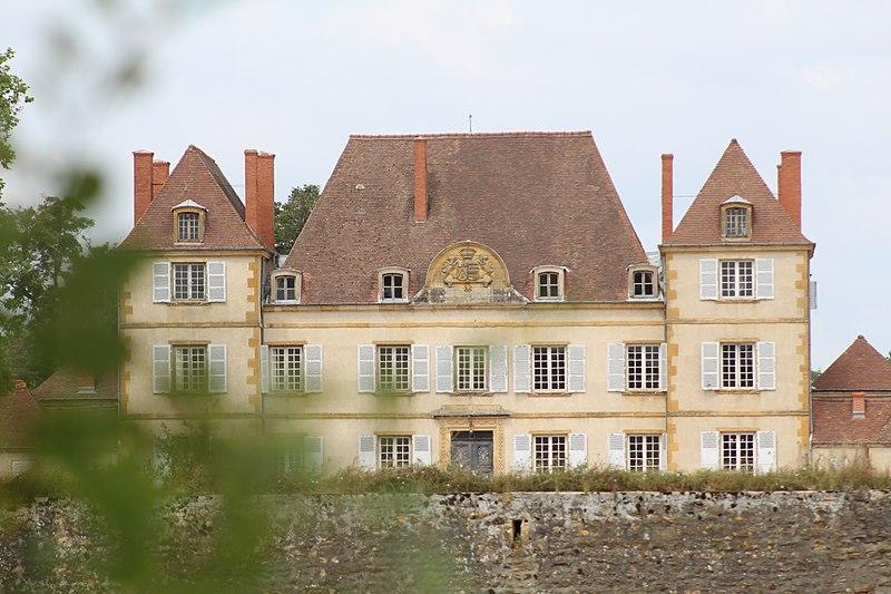 Photo du Monument Historique Château de Sélore situé à Saint-Yan