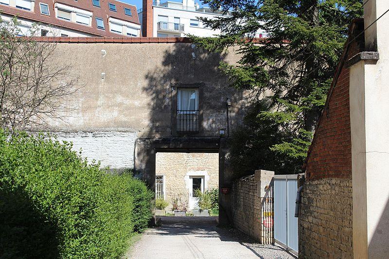 Photo du Monument Historique Atelier de stuc Benoît situé à Chalon-sur-Saône