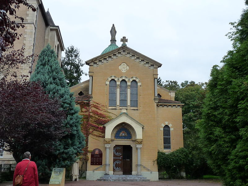 Photo du Monument Historique Chapelle Saint-Claude la Colombière situé à Paray-le-Monial
