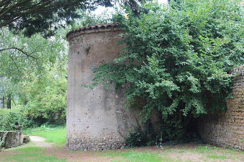 Photo du Monument Historique Chapelle du Tronchy situé à Iguerande