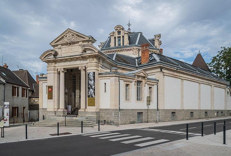 Photo du Monument Historique Musée du Hiéron situé à Paray-le-Monial