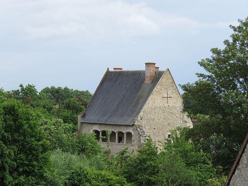 Photo du Monument Historique Manoir de l'Echenay situé à Assé-le-Boisne