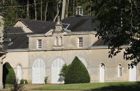 Photo du Monument Historique Abbaye de la Pelice situé à Cherreau