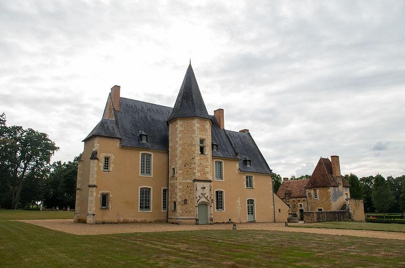Photo du Monument Historique Château situé à Dehault