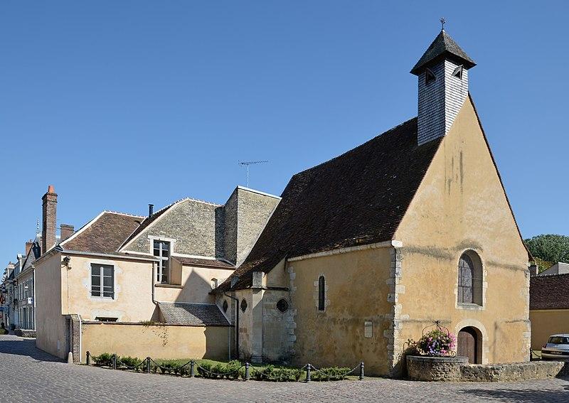 Photo du Monument Historique Château situé à La Ferté-Bernard