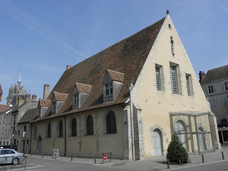 Photo du Monument Historique Halles situé à Ferté-Bernard (La)