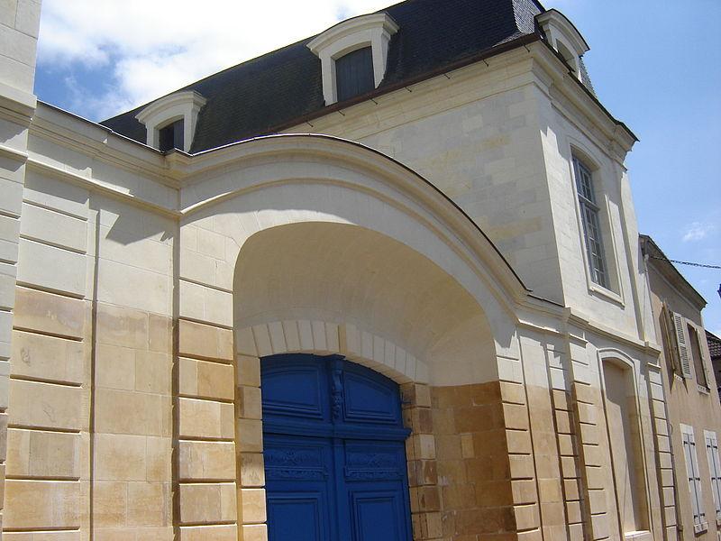 Photo du Monument Historique Hôtel Huger de Vernelles situé à La Flèche