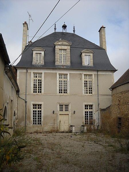 Photo du Monument Historique Hôtel d'Espagne situé à Mamers
