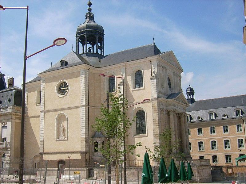 Photo du Monument Historique Couvent de la Visitation situé à Mans (Le)