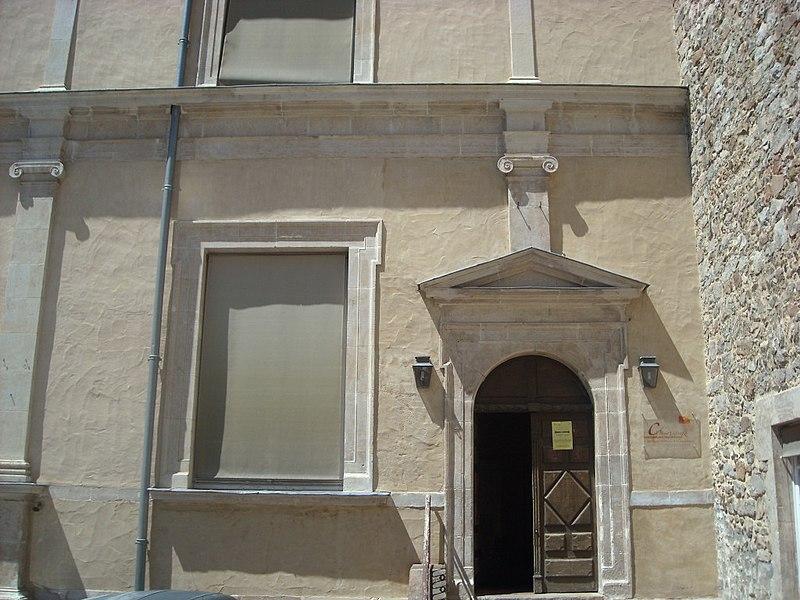 Photo du Monument Historique Hôtel d'Arcy situé à Le Mans