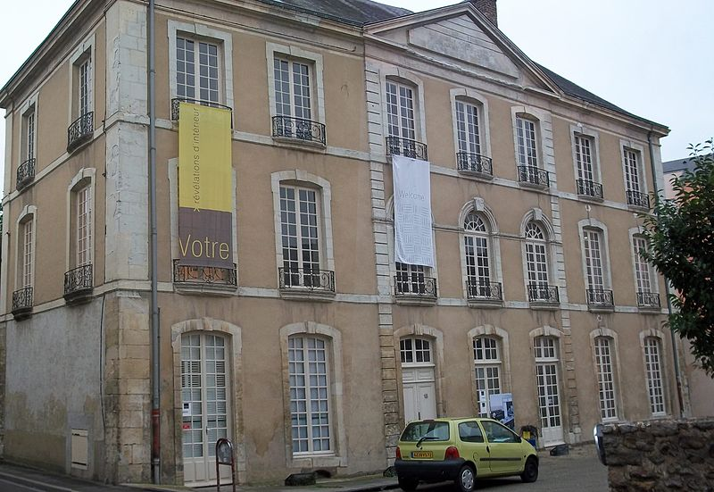 Photo du Monument Historique Ancien hôtel particulier dit hôtel Coindon situé à Le Mans