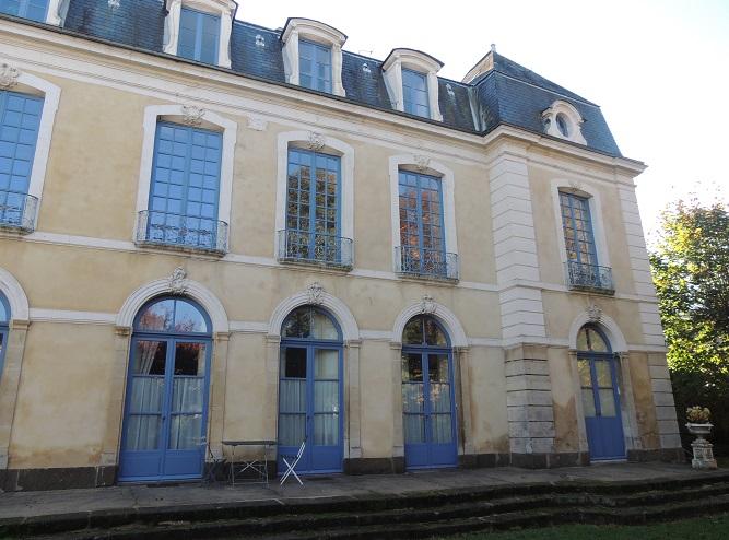 Photo du Monument Historique Ancien Hôtel Jousset des Berries situé à Le Mans