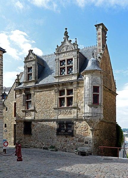 Photo du Monument Historique Maison Renaissance situé à Mans (Le)