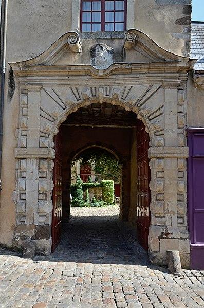 Photo du Monument Historique Immeuble situé à Le Mans