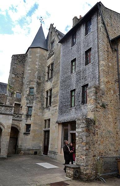 Photo du Monument Historique Maison de la Reine-Bérangère situé à Le Mans
