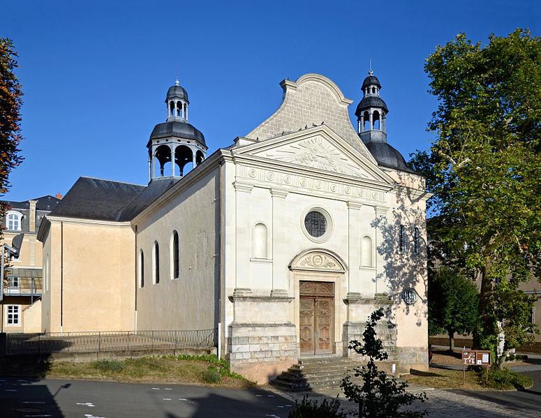 Photo du Monument Historique Séminaire des Oratoriens situé à Mans (Le)